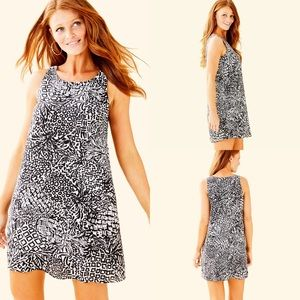 🌴 Lilly Pulitzer Jackie Silk Shift Dress 🌴